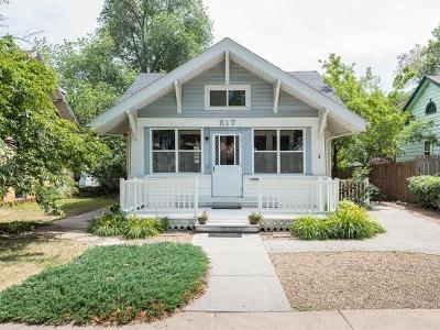 Bismarck Single Family Home For Sale: 517 Thayer Av W