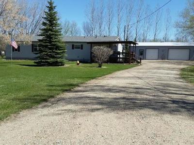 Washburn Single Family Home For Sale: 1242 Riverside Ln