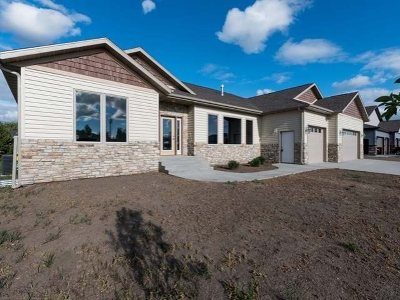 Bismarck Single Family Home For Sale: 3421 Downing St