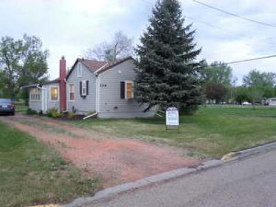 Zap ND Single Family Home For Sale: $45,000
