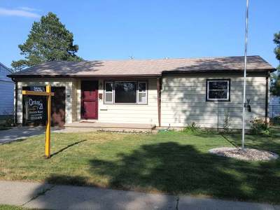 Bismarck Single Family Home For Sale: 631 14th St S