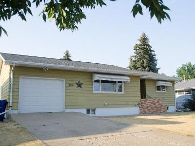 Beulah Single Family Home For Sale: 206 4th St