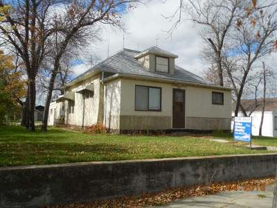 Turtle Lake Single Family Home For Sale: 308 Main St