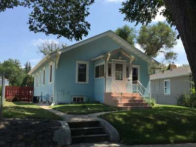 Bismarck Single Family Home For Sale: 1025 7th St N