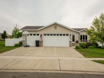 Bismarck Single Family Home For Sale: 3201 Montana Dr