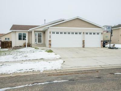 Bismarck Single Family Home For Sale: 2506 La Corte Pl