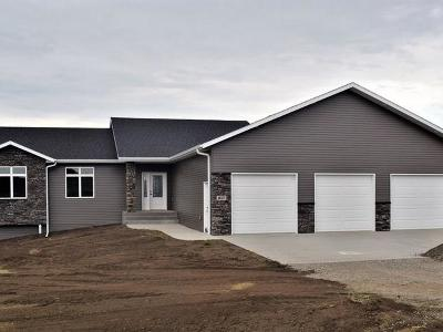 Bismarck Single Family Home For Sale: 817 Parker Ranch Rd