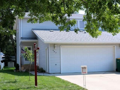 Bismarck Condo/Townhouse For Sale: 407 19th St N