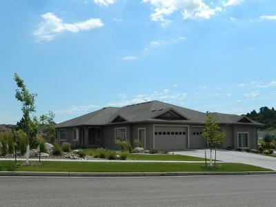 Bismarck Condo/Townhouse For Sale: 3125 Valley Dr
