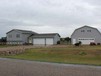 Bismarck Single Family Home For Sale: 8620 Caraway Dr