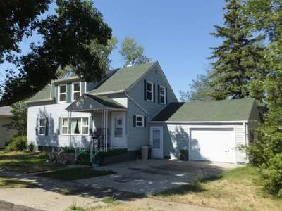 New Salem Single Family Home For Sale: 412 5th St N