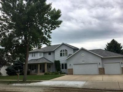 Bismarck ND Single Family Home For Sale: $424,900