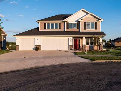 Mandan Single Family Home For Sale: 2215 Bridegeview Court