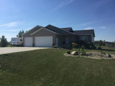 Bismarck Single Family Home For Sale: 5501 Woodrow Dr