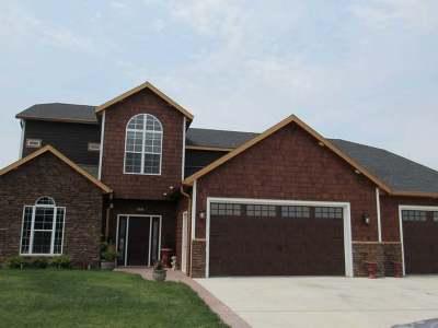 Bismarck Single Family Home For Sale: 4906 Hudson St