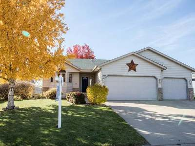 Mandan Single Family Home For Sale: 1207 23rd St SE