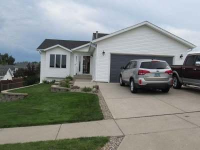 Bismarck Single Family Home For Sale: 851 Mahone Av