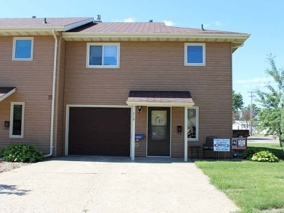Bismarck Condo/Townhouse For Sale: 219 Denver Av W