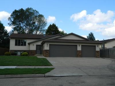 Bismarck Single Family Home For Sale: 1830 Billings Dr