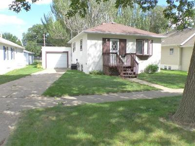 Bismarck Single Family Home For Sale: 425 15th St N