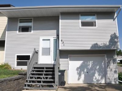 Mandan Condo/Townhouse For Sale: 631 Craig Dr NW