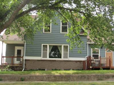 New Salem Single Family Home For Sale: 700 Main Ave