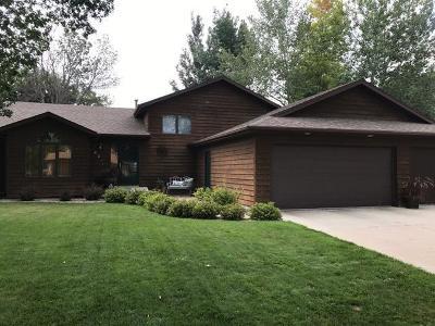 Bismarck Single Family Home For Sale: 423 Wachter Av W