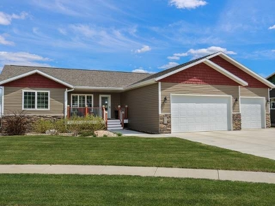 Bismarck Single Family Home For Sale: 3741 High Meadows Ci
