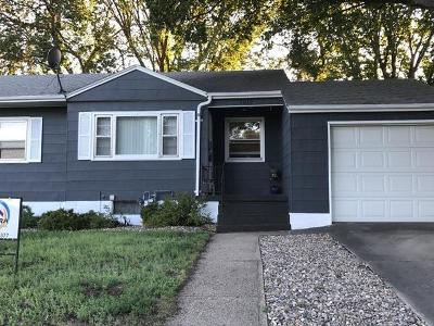 Bismarck Single Family Home For Sale: 1212 12th St N