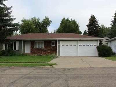 Bismarck Single Family Home For Sale: 412 Remington Av