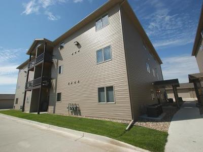 Bismarck Condo/Townhouse For Sale: 1401 Sharloh Dr #4