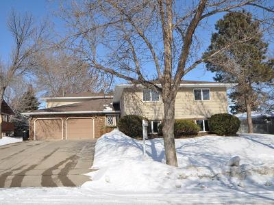 Bismarck Single Family Home For Sale: 144 Brandon Dr W