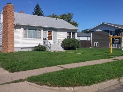 Bismarck Single Family Home For Sale: 722 22nd St N