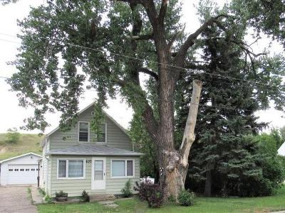 Zap Single Family Home For Sale: 107 1st Ave E