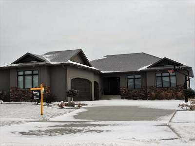 Bismarck Single Family Home For Sale: 3719 Valley Dr