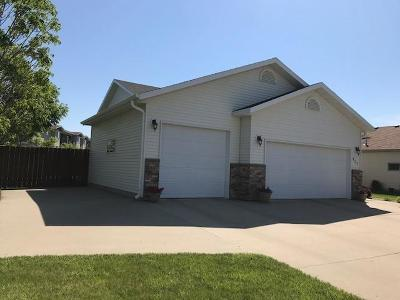Single Family Home For Sale: 837 San Angelo Dr