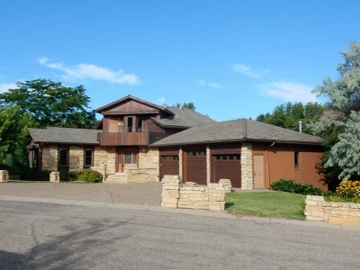 Bismarck Single Family Home For Sale: 1857 Wood Moor Pl