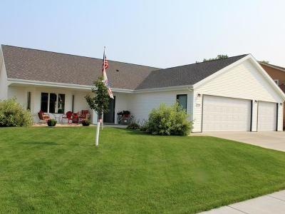 Single Family Home For Sale: 2519 Peach Tree Dr