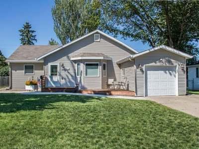 Bismarck Single Family Home For Sale: 1200 Mandan St N