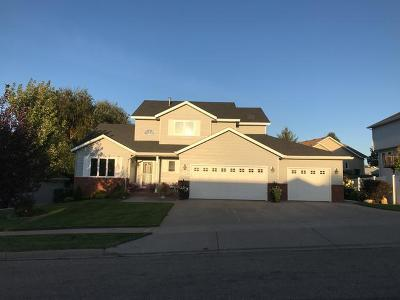 Bismarck Single Family Home For Sale: 3909 Kingston Dr