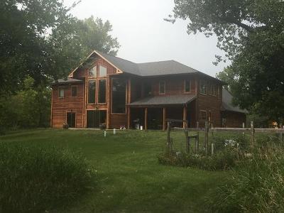 Bismarck Single Family Home For Sale: 4305 Wildwood St
