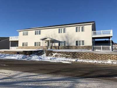 Mandan Condo/Townhouse For Sale: 2707 12th Ave NW #1