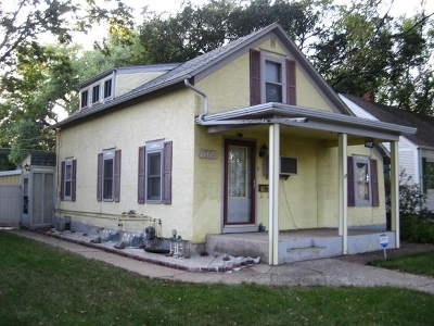 Bismarck Single Family Home For Sale: 1014 10th St N