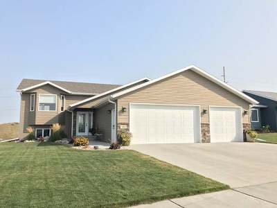 Mandan Single Family Home For Sale: 3803 Wildrye Ci