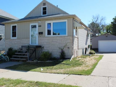 Mandan Single Family Home For Sale: 204 4th Ave NE