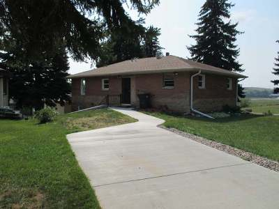 Mandan Single Family Home For Sale: 1415 2nd St NW