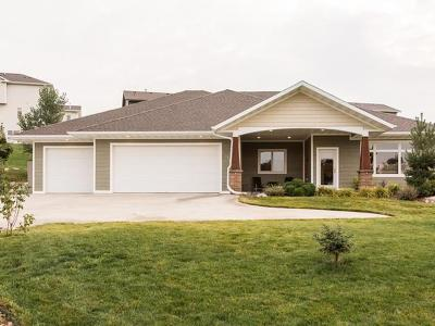 Bismarck Single Family Home For Sale: 2301 Pointe Lp
