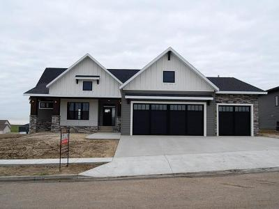 Bismarck Single Family Home For Sale: 4710 Marsh Hawk Dr