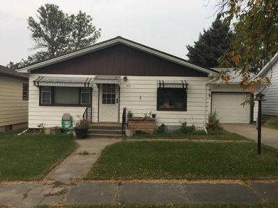 Turtle Lake Single Family Home For Sale: 517 Putnam St