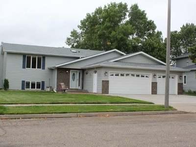 Bismarck Single Family Home For Sale: 1937 Houston Dr